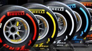 pirelli tyres multicolor